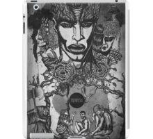 The 'Blind' King iPad Case/Skin