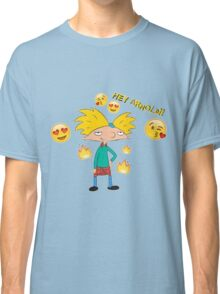 hey arnold Classic T-Shirt