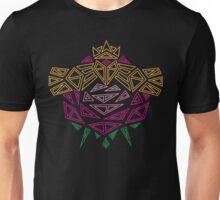 Tribal Claddagh Rose Unisex T-Shirt