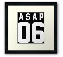 ASAP 06 Framed Print