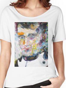 NAPOLEON - oil portrait Women's Relaxed Fit T-Shirt