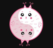 Cute owls yin yang T-Shirt