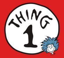 Thing 1 Kids Tee