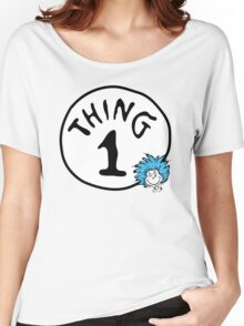 Thing 1 Women's Relaxed Fit T-Shirt