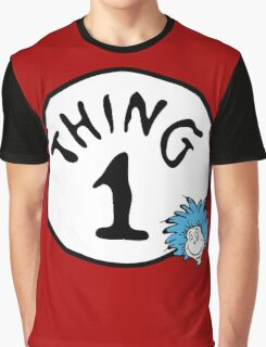 Thing 1 Graphic T-Shirt