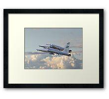 Talon T38 - US Supersonic Trainer Framed Print