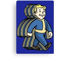 Pipboy Retro Canvas Print