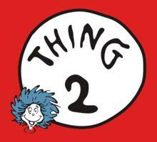 Thing 2 Kids Tee