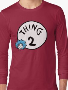 Thing 2 Long Sleeve T-Shirt