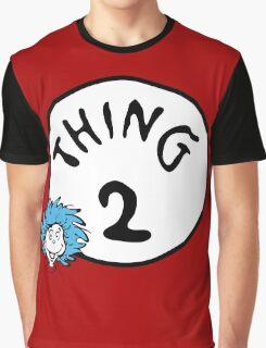 Thing 2 Graphic T-Shirt