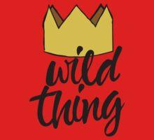 Wild Thing Kids Tee