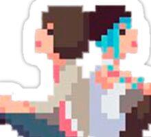 LiS Pixelart Sticker