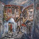 The Silent Street IV by Stefano Popovski