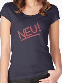 Neu! Women's Fitted Scoop T-Shirt