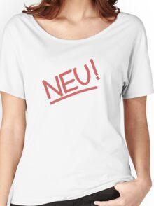 Neu! Women's Relaxed Fit T-Shirt