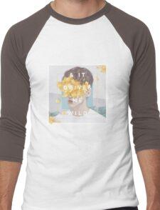 Troye Sivan - & IT DRIVES ME WILD Men's Baseball ¾ T-Shirt