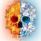 Fire & Ice by Maniakuk