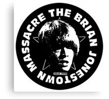 The Brian Jonestown Massacre Logo Canvas Print