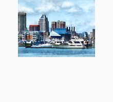 Baltimore Skyline and Harbor Unisex T-Shirt