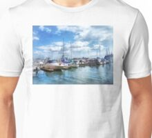 Boat Basin Fells Point Unisex T-Shirt