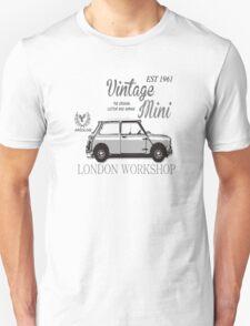 Mini Workshop Unisex T-Shirt