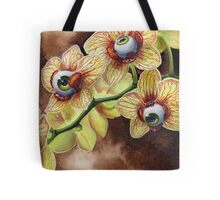 All Seeing Orchid Tote Bag