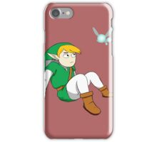 Link and Navi iPhone Case/Skin