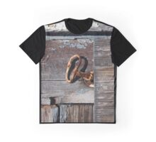 Crooked Key Graphic T-Shirt