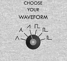 Choose Your Waveform - Black Unisex T-Shirt
