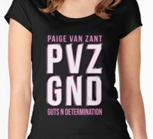 PVZ - GND Women's Fitted Scoop T-Shirt