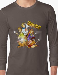 scooby doo Long Sleeve T-Shirt