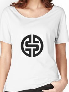 $ Logotype 01 2012 Women's Relaxed Fit T-Shirt