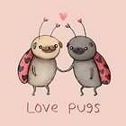 Love Pugs by Sophie Corrigan