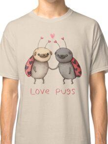 Love Pugs Classic T-Shirt