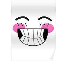 kawaii smile Poster