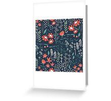 Flower Garden 001 Greeting Card