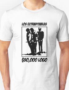 Los Extraditables logo T-Shirt