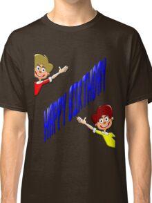 Happy Birthday T-shirt for Boys Classic T-Shirt