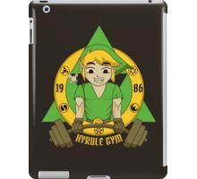 Hyrule Gym iPad Case/Skin