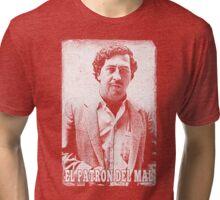 El Patron del mal Tri-blend T-Shirt