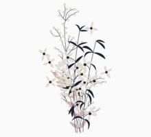 Flower Garden 003 One Piece - Short Sleeve