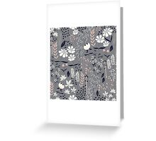 Flower Garden 003 Greeting Card