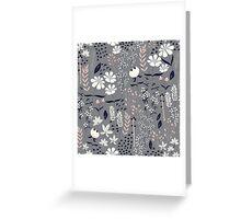 Flower Garden 003 Greeting Card
