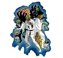 Star Wars Zombies Photographic Print