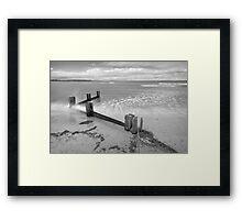 Balnarring beach Framed Print