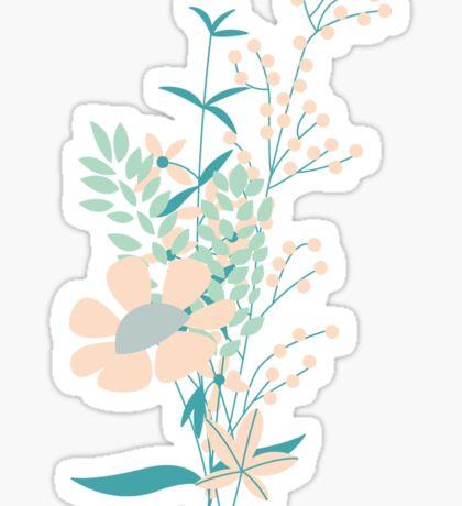 Flower Garden 004 Sticker