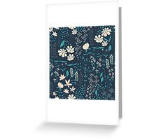 Flower Garden 004 Greeting Card