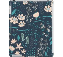 Flower Garden 004 iPad Case/Skin