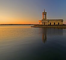 Normanton Church  by cieniu1