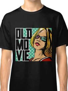 Old movie Classic T-Shirt